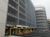 Terminal 2 West Car Park - Levels 1 to 8