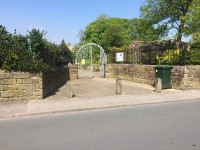 Hall Cliffe Community Garden