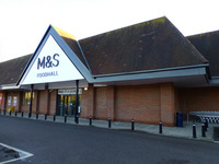 Marks and Spencer Ashford Warren Retail Park Simply Food