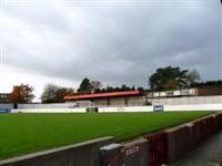 Ballyclare Comrades Football Ground