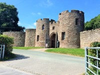 Beeston Castle - Visitor Centre