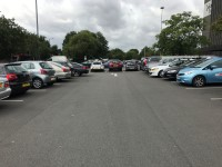 Brent Cross Shopping Centre - John Lewis Car Park - Lower