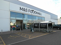 Marks and Spencer Anniesland Simply Food