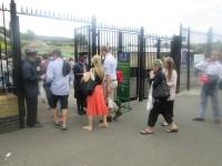 Gate 1 to No.1 Court