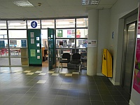 Newtownabbey Campus - Library