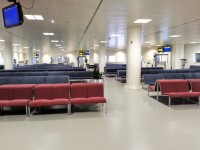 Terminal 1 Departures Gate 20