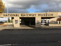National Railway Museum - Great Hall Side