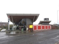 Rotherham Central Station to Rotherham Leisure Complex
