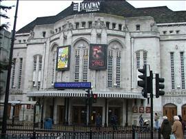 Broadway Theatre and Studio Theatre