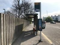 Northam Road (North Side - Brintons Road) Bus Stop to St Mary's Stadium