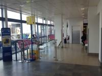 Passenger Assistance Lounge