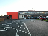 Newtownabbey Campus - Construction Skills Centre