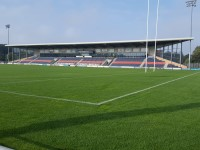 Castle Park Rugby Stadium - West Stand Hospitality