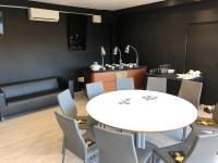 Graham Taylor Stand Hospitality - TV Studio 2