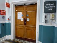 Surgical Reception Unit
