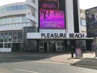 Globe Theatre - Blackpool Pleasure Beach