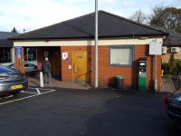King Street Car Park and Public Toilets