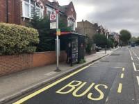 Kingwood Road Bus Stop FM to Craven Cottage