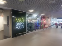Marks and Spencer Birmingham Airport Simply Food