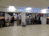 Marks and Spencer Addenbrooke's Hospital