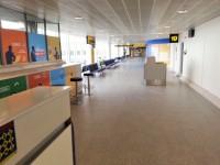 Terminal 3 Departure Gates 1-19