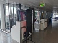 Terminal 1 Departure Gates 35 to 38