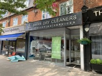 Swan Dry Cleaners
