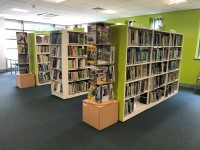 Library - Haddon Building