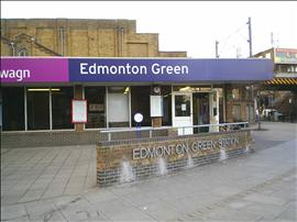 Edmonton Green Station