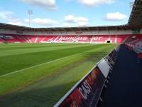 Keepmoat Stadium - East Stand
