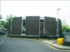West Byfleet Library
