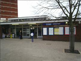 Enfield Town Station