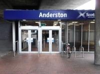 Anderston Train Station