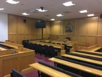 Chaucer (1002) - Court Room (LT2)