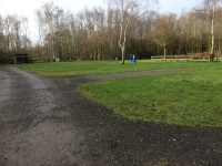 Thrybergh Country Park Camping and Caravan Site