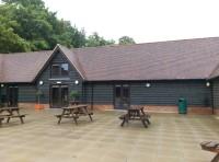 Knebworth House - Cobbold Barn