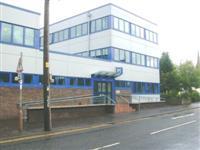 Cumnock Police Station