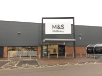 Marks and Spencer Aylesbury Broadfields Simply Food