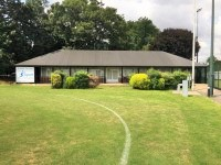 Cricket Pavilion - Pavilion 1