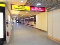 Terminal 1 Pier C Arrivals