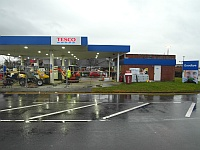 Tesco Ayr Extra Petrol Station