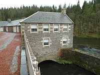New Lanark Waterhouses