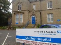 Shipley Hospital - Physiotherapy Department