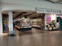Marks and Spencer Bristol Airport Simply Food