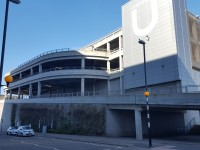 Union Square - Multi-storey Car Park