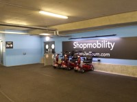 Silverburn Shopping Centre - Shopmobility