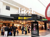Terminal 2 Departures Biza Duty Free Shop