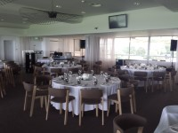 Main Grandstand Second Floor - Equus Restaurant, Imperial Boxes and 1750 Suite