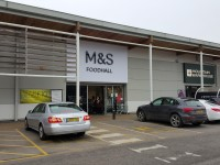 Marks and Spencer Ashbourne Simply Food