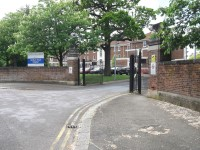 Route Plan 6 - Main Gate To Chelsham House
